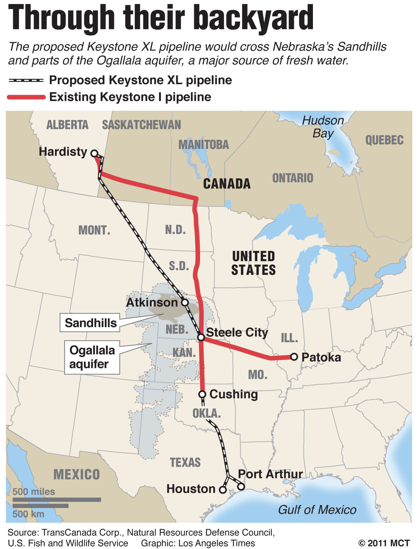 Obamas XLent Adventure The Rio Norte Line - Us pipeline map meme