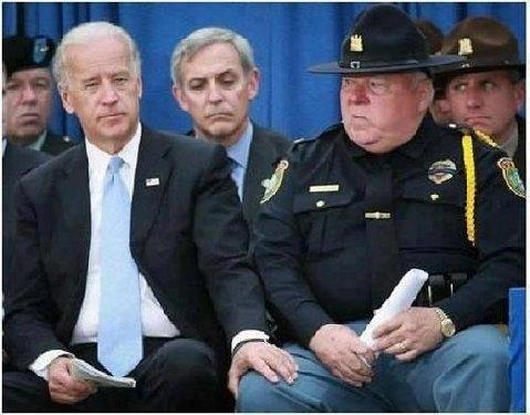 What the (censored) is wrong with Joe Biden?