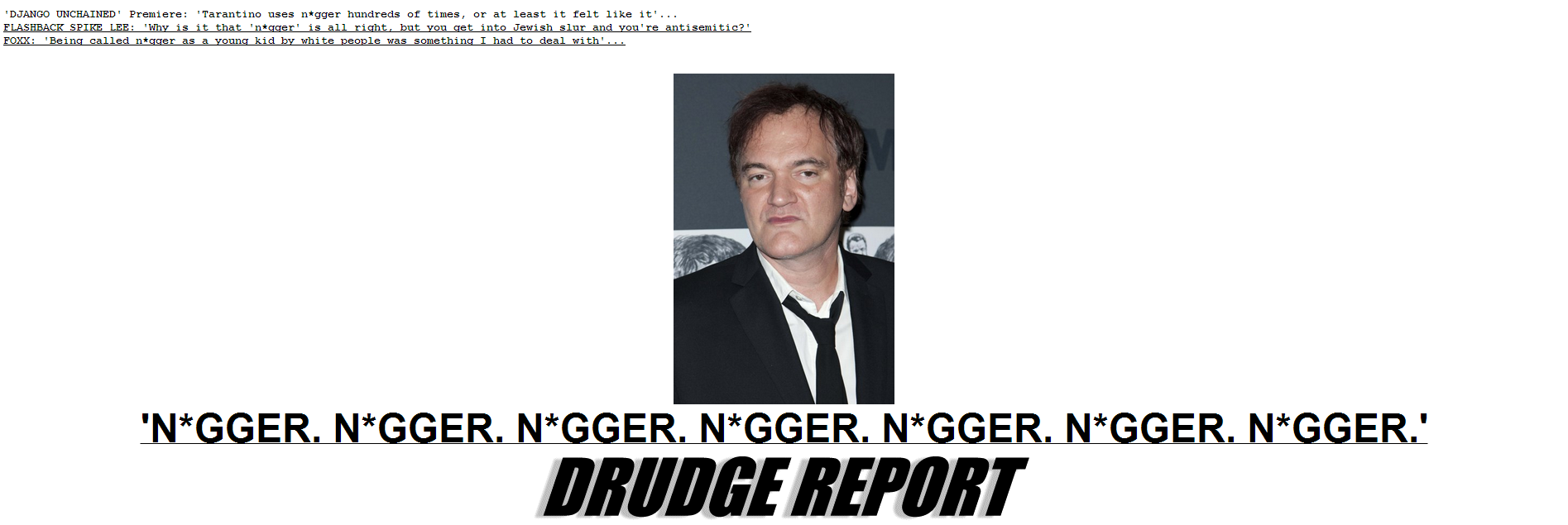 DRUDGE REPORT 2013®