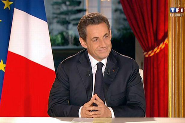 Nicolas+Sarkozy