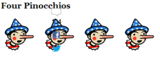 A bushel of Pinocchios for IRS's Lois Lerner   The Washington Post