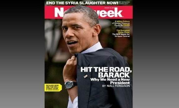 matt patterson and newsweek speak out about obama