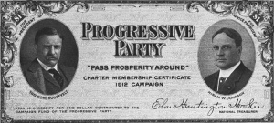 Party Charter Member Certificate