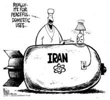 IRAN-NUCLEAR-BOMB