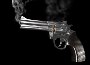 bigstock_Smoking_Gun_4399171
