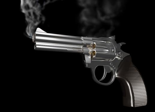 Image result for smoking gun