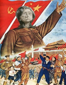 china-mao-clinton