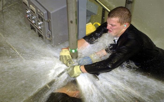 fixing-a-leak