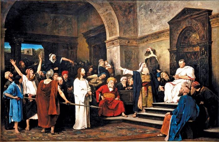 millies-munkacsy_-_christ_before_pilate