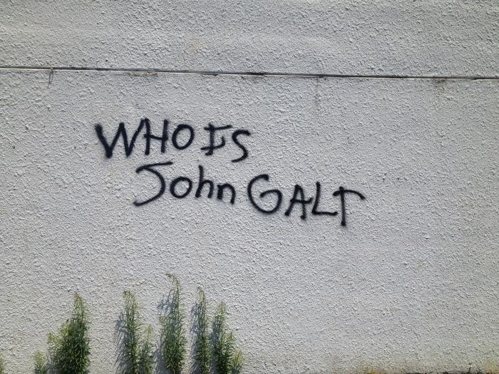 Port Deposit Who is John Galt